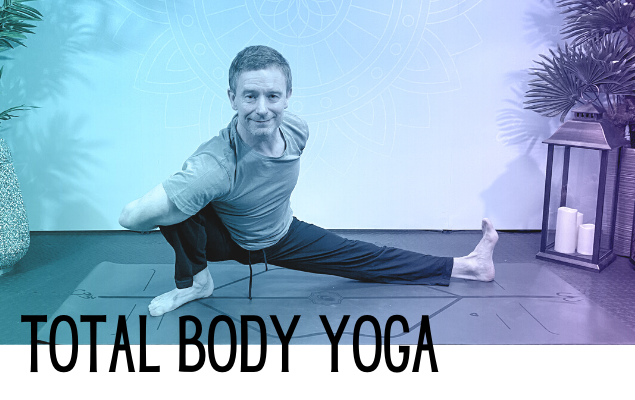 Live Total Body Yoga with Francis Perry