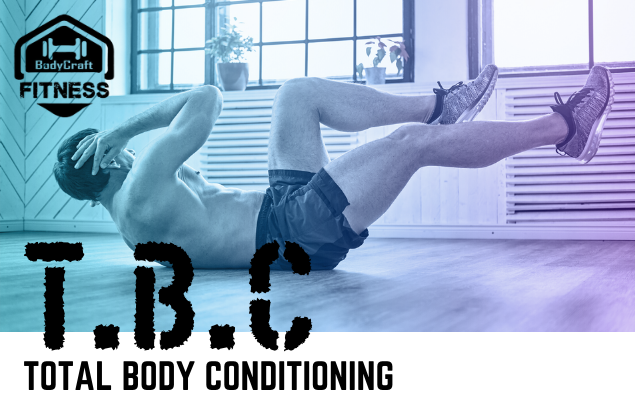 Live Total Body Conditioning class with Mike