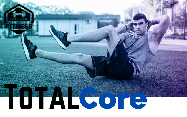 Live Total Core Class with Luke