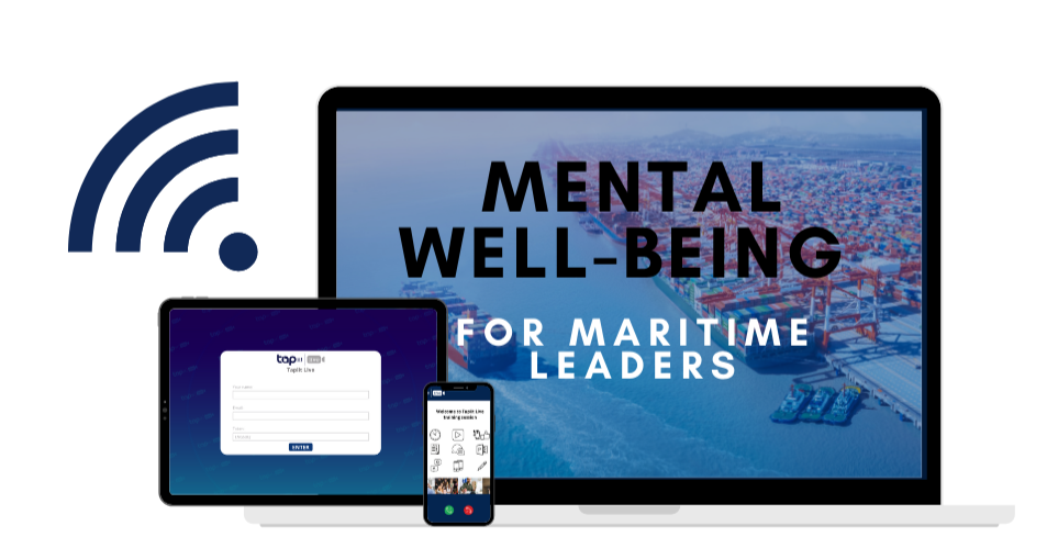 Mental Well-Being for Maritime Leaders