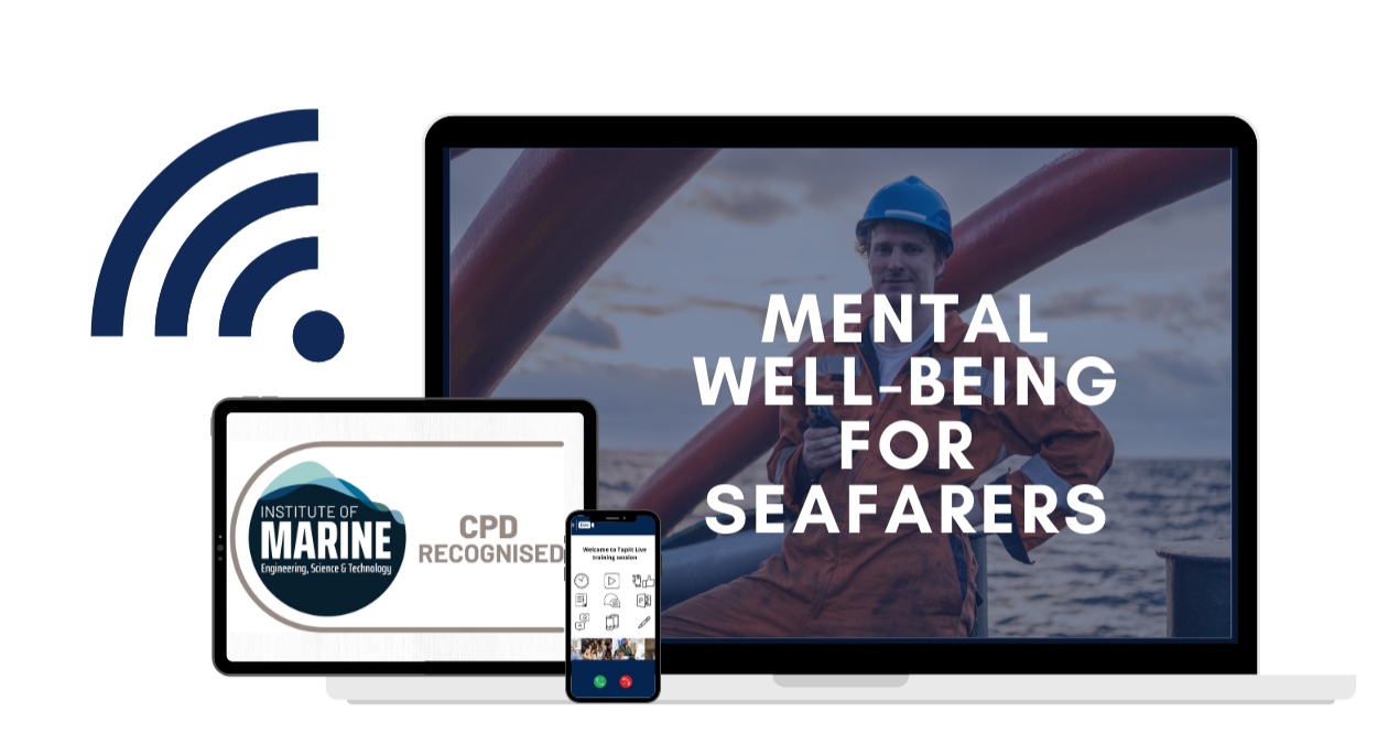 Mental Well-Being for Seafarers