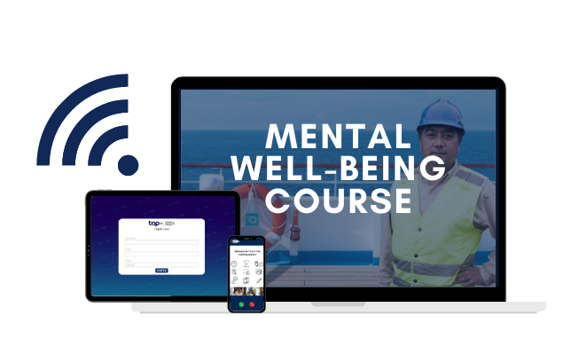 Mental Well-Being for the the Front-Line Employees